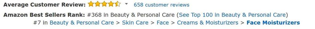 Dưỡng ẩm Neutrogena hiệu quả cực tốt theo nhận xét tại Amazon.com